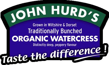 John Hurd's Organic Watercress