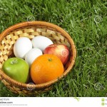 Fruit/Eggs